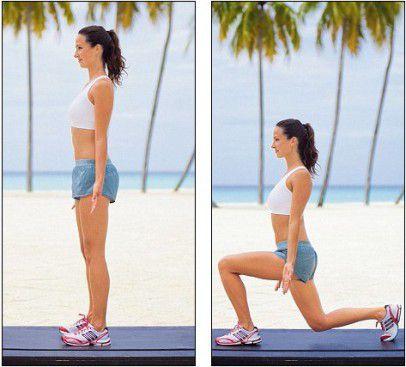 Как сделать ноги длиннее: упражнения 89
